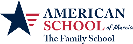 American School of Murcia Logo